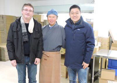Chef Andoni Luis Aduriz and Chef Yoshihiro Narisawa