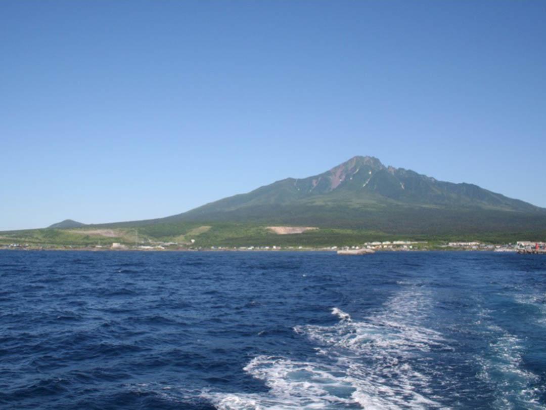 Rishiri Island Rebun Island Kombu